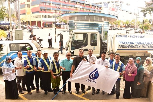 Misi Bantuan Air ke Kedah (SADA)
