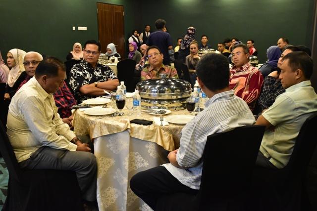 Majlis Makan Malam PAAB Dan Bersama SAMB