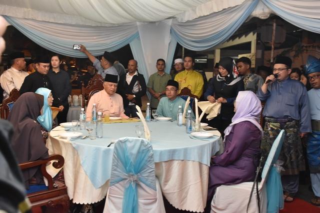 Majlis Rumah Terbuka Timbalan Pengerusi SAMB