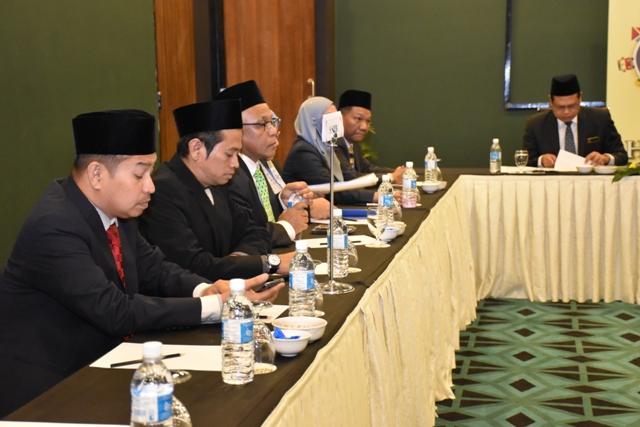 Perjumpaan Tertutup SAMB & PAAB Bersama YAB Ketua Menteri Melaka