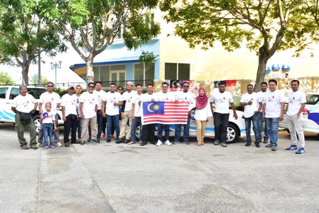 Sambutan Hari Kemerdekaan Yang Ke 61