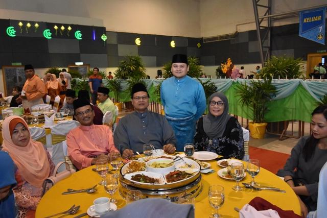 Majlis Rumah Terbuka Hari Raya Aidilfitri Negeri Melaka