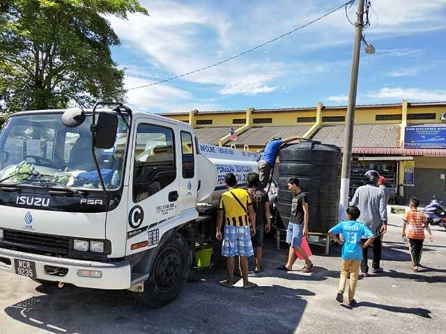 Misi Bantuan Tanker Ke SAINS Negeri Sembilan