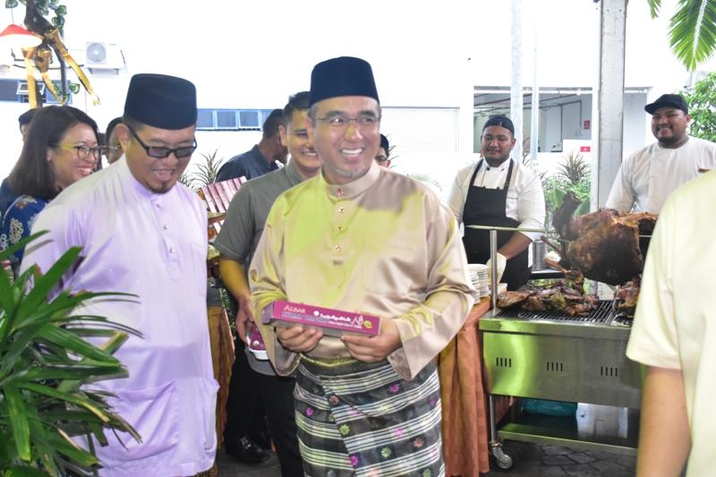 Majlis Berbuka Puasa Bersama YAB Ketua Menteri Melaka