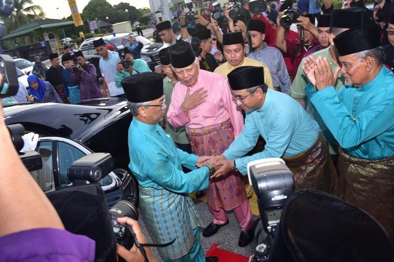 Majlis Berbuka Puasa , Penjawat Awam Sempena Keberangkatan Kebawah Duli Yang Maha Mulia Seri Paduka Baginda Yang Di-Pertuan Agong