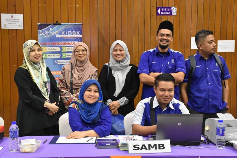 Program Hari Bertemu Rakyat Perdana Siri 3 Tahun 2019 Bersama YAB Ketua Menteri Melaka.