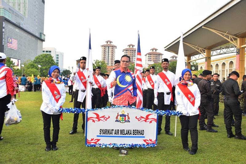 Majlis Sambutan Hari Kemerdekaan Yang Ke 62 Tahun