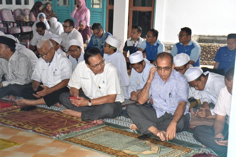 Majlis Bacaan Yassin & Solat Hajat Mohon Hujan