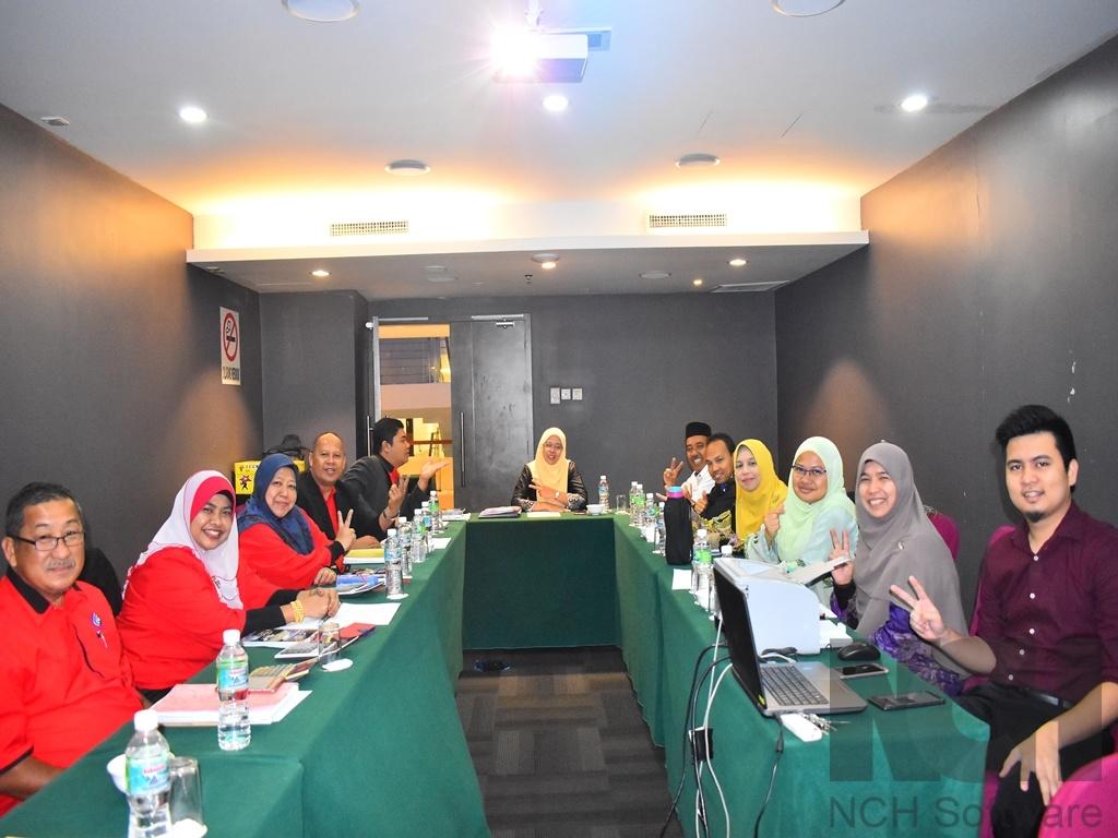 Majlis Rundingan Perjanjian Kolektif ke-4 di Antara Kesatuan Pekerja2 SAMB&Wakil Syarikat SAMB Kali Ke-4&5.