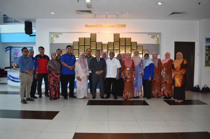 Lawatan Harmoni Jabatan Perhubungan Perusahaan Malaysia ke SAMB