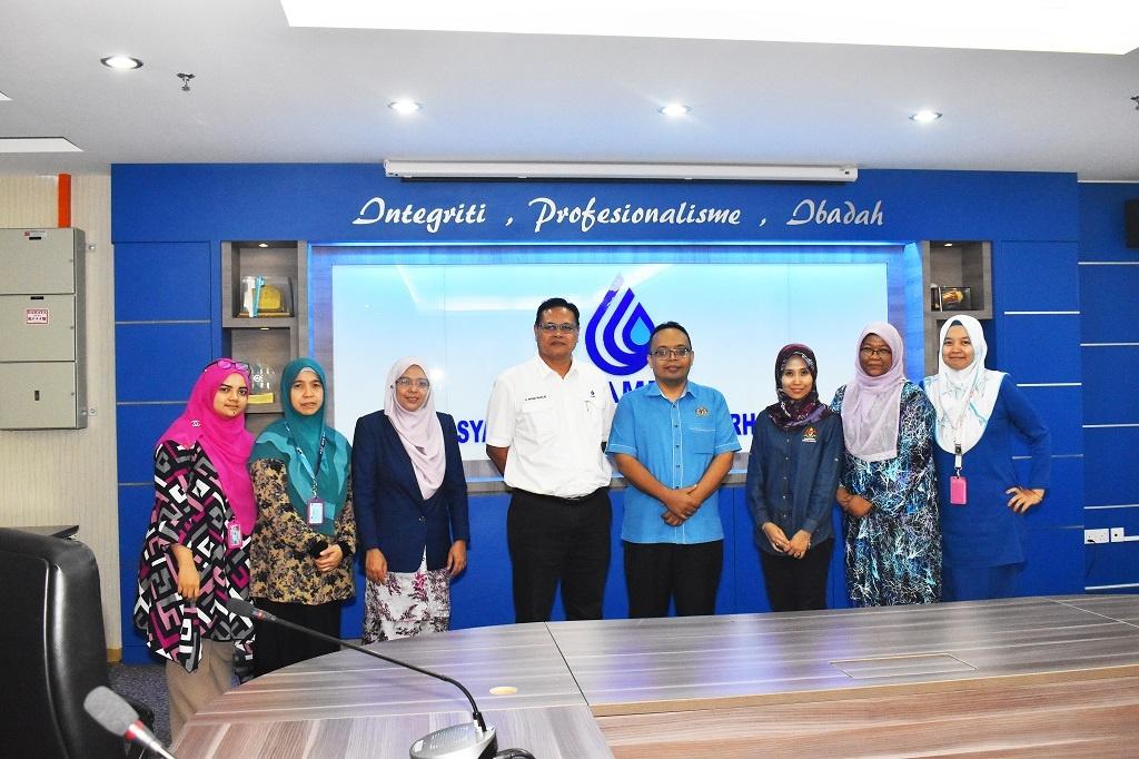 Perjumpaan Pengurus Kanan HRDF bersama SAMB