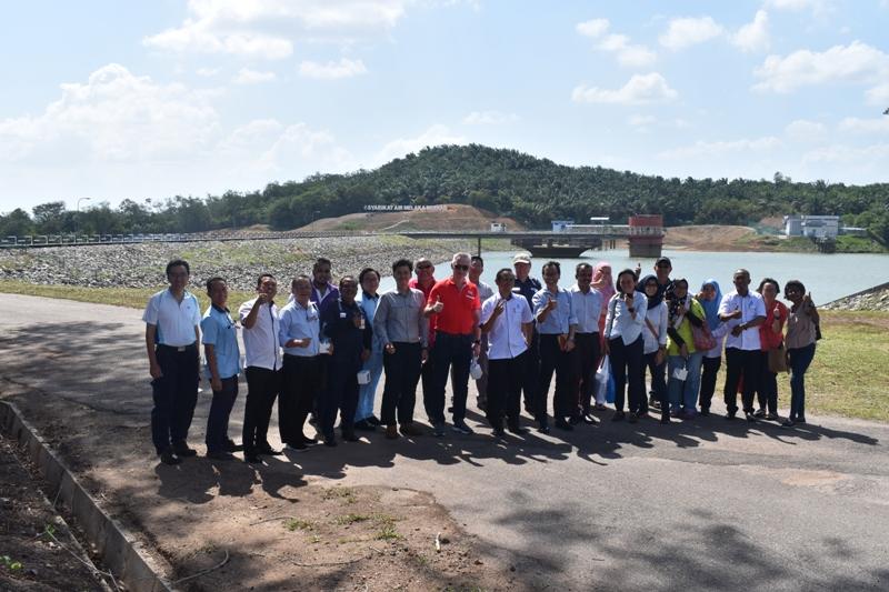 Lawatan Federation of Malaysian Manufacturers, Malacca Branch ke SAMB