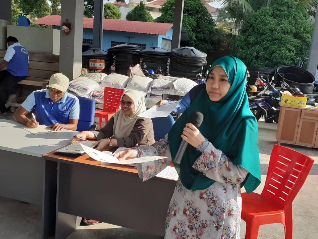 Ikrar Bebas Rasuah di Daerah Jasin