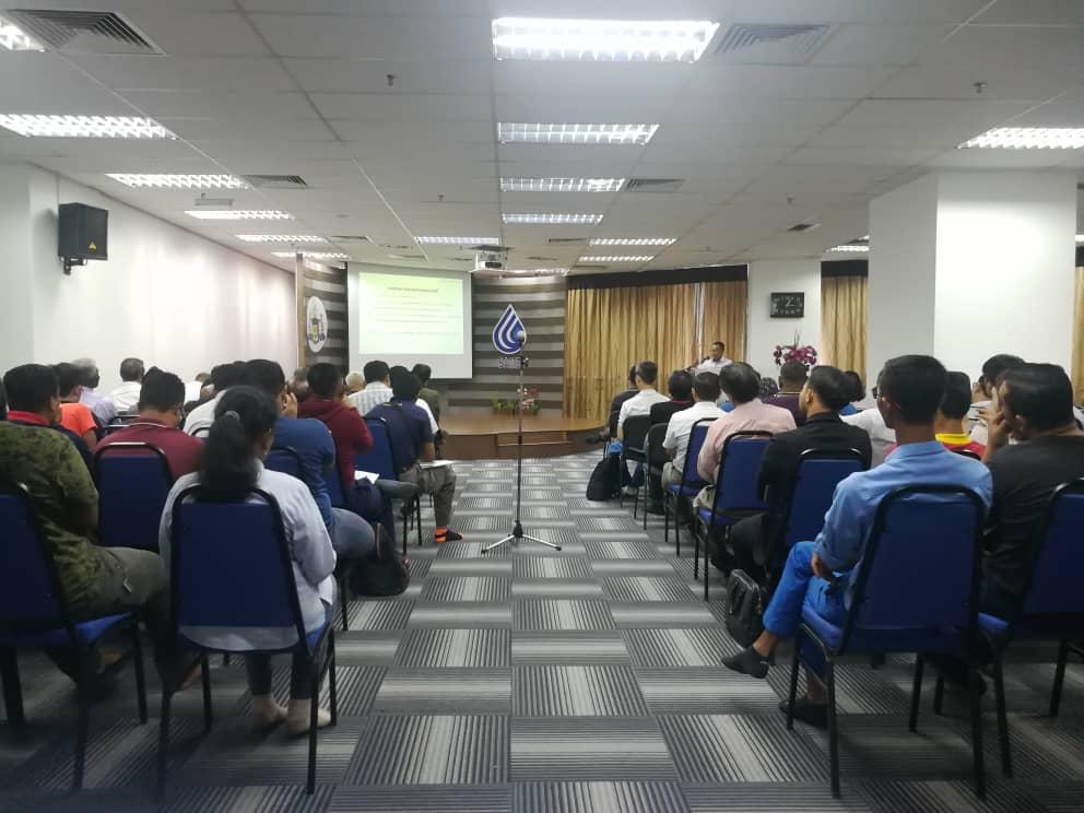 Taklimat Situasi Bekalan Air Negeri Melaka 2020
